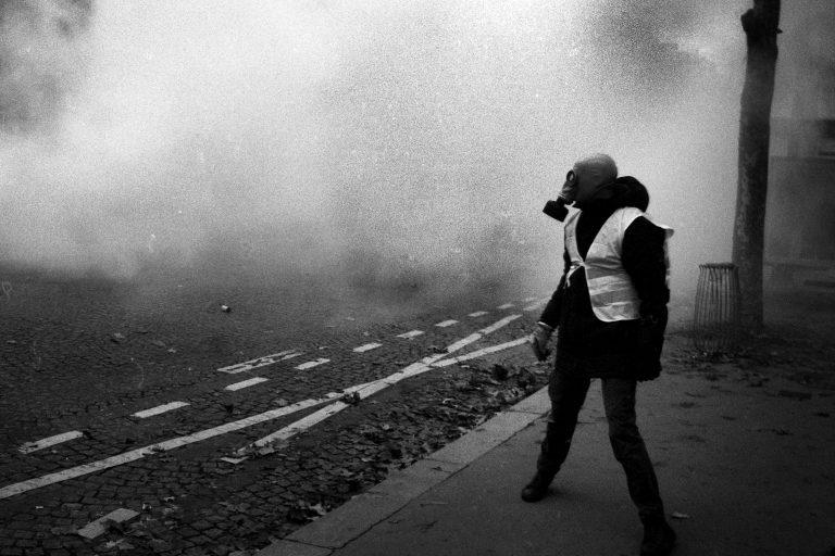 440 gilets jaunes incarcérés : l'État macroniste sans pitié